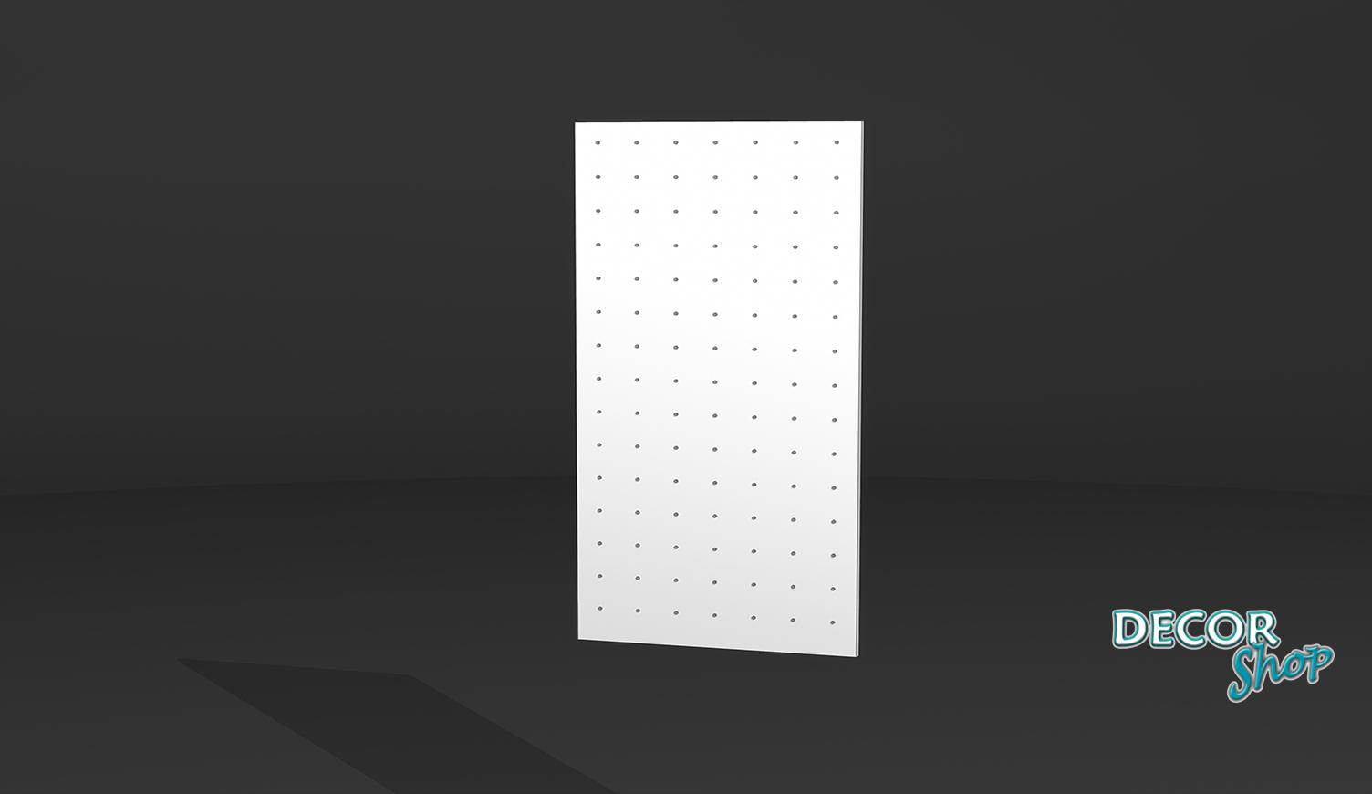 4 - Painel quadrado com Micro Botão