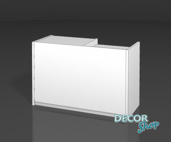 1 - Balcão compacto - caixa + fechado