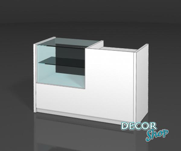 2 - Balcão compacto - caixa + exposição de 40 Cm