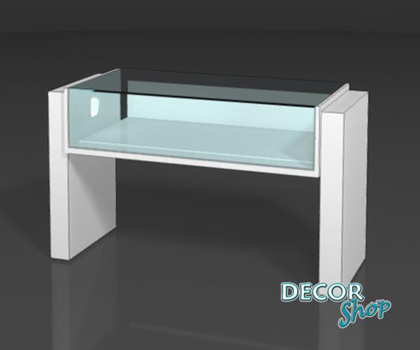 2 - Mesa de atendimento com 20cm de exposição
