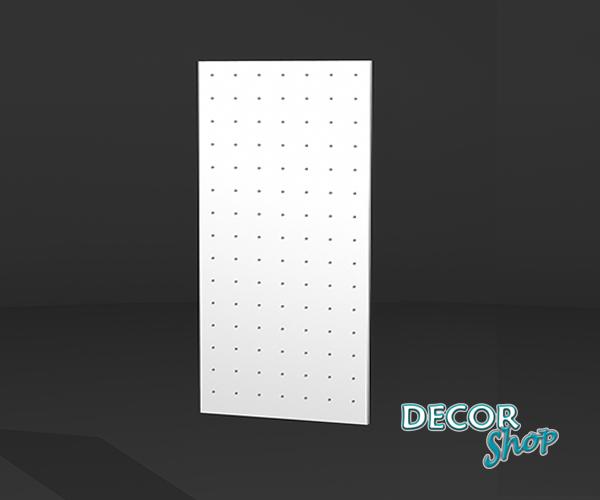 2 - Painel quadrado com Micro Botão