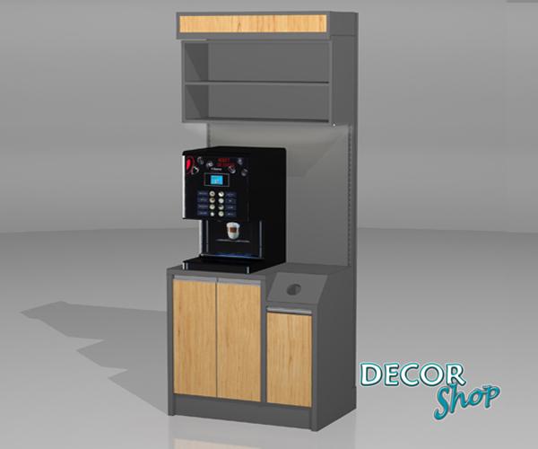 20 - Módulo Vending cafe