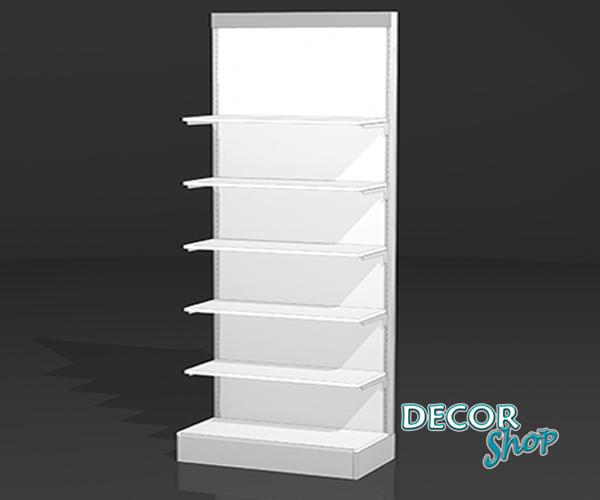 3 - Composição com prateleiras em madeira