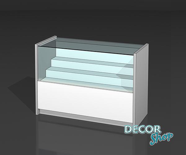 5 - Balcão com 40 Cm e degraus - LED