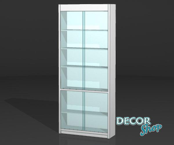 5 - Módulo garrafeira com portas em vidro