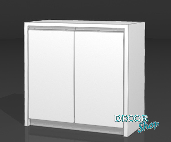 8 - Armário de 90cm com 2 portas