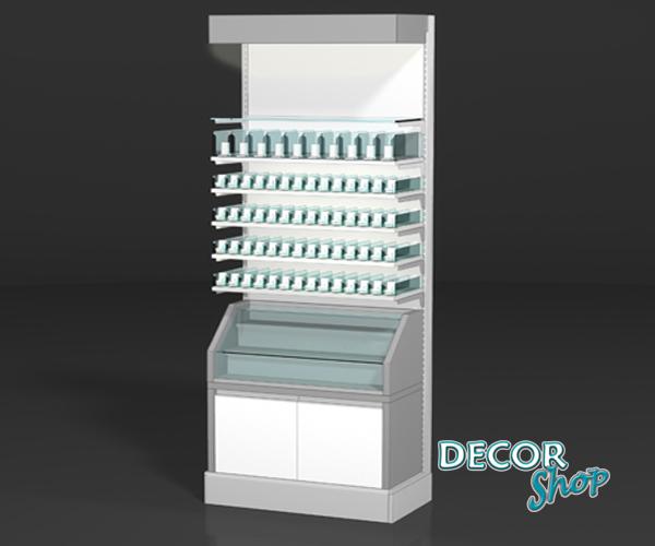 9 - Modulo c5 Pts de tabaco + degraus charutos + armário