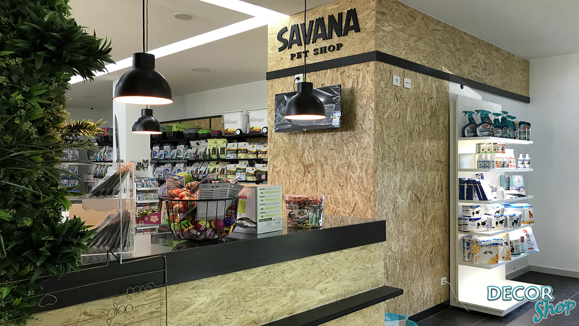 9 - SAVANA Pet Shop